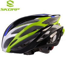 Colorful Cheap Bicycle Helmet Manufacturer Inmold Sport Bike Helmets