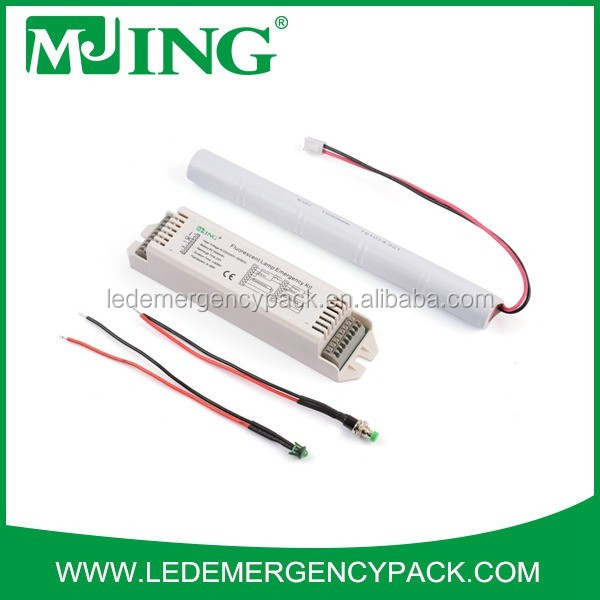 fluorescent lamp led emergency ballast/ fluorescent lamp automactic emergency device