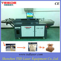 Newest style used in packing mould making,die making,box making,automated rule bending machine
