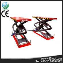 auto used car lift in ground scissor lift LaunchTLT632A for sale