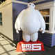 inflatable Baymax Mascot Costume/Inflatable Robot Baymax for kids amusement park