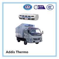 Top Mounted 24 Volt refrigeration unit for truck and trailer for cooling and deep frozen applications