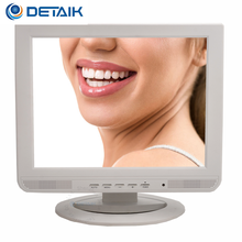 New Design 15 Inch White LCD Computer Monitors With VGA cheap Price 15Inch Medical Monitor