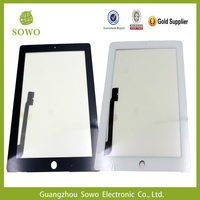 alibaba express for ipad 3 front glass cover touch made in China