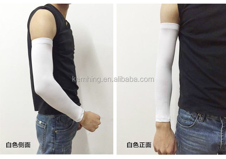 China alibaba express Arm Sleeves for Cycling Climbing Golf Football Running Sports compression sleeve arms support