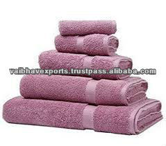 Cotton Bath Towel Manufacturer In India