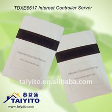 X10 long-distance web controller/home automation network controller
