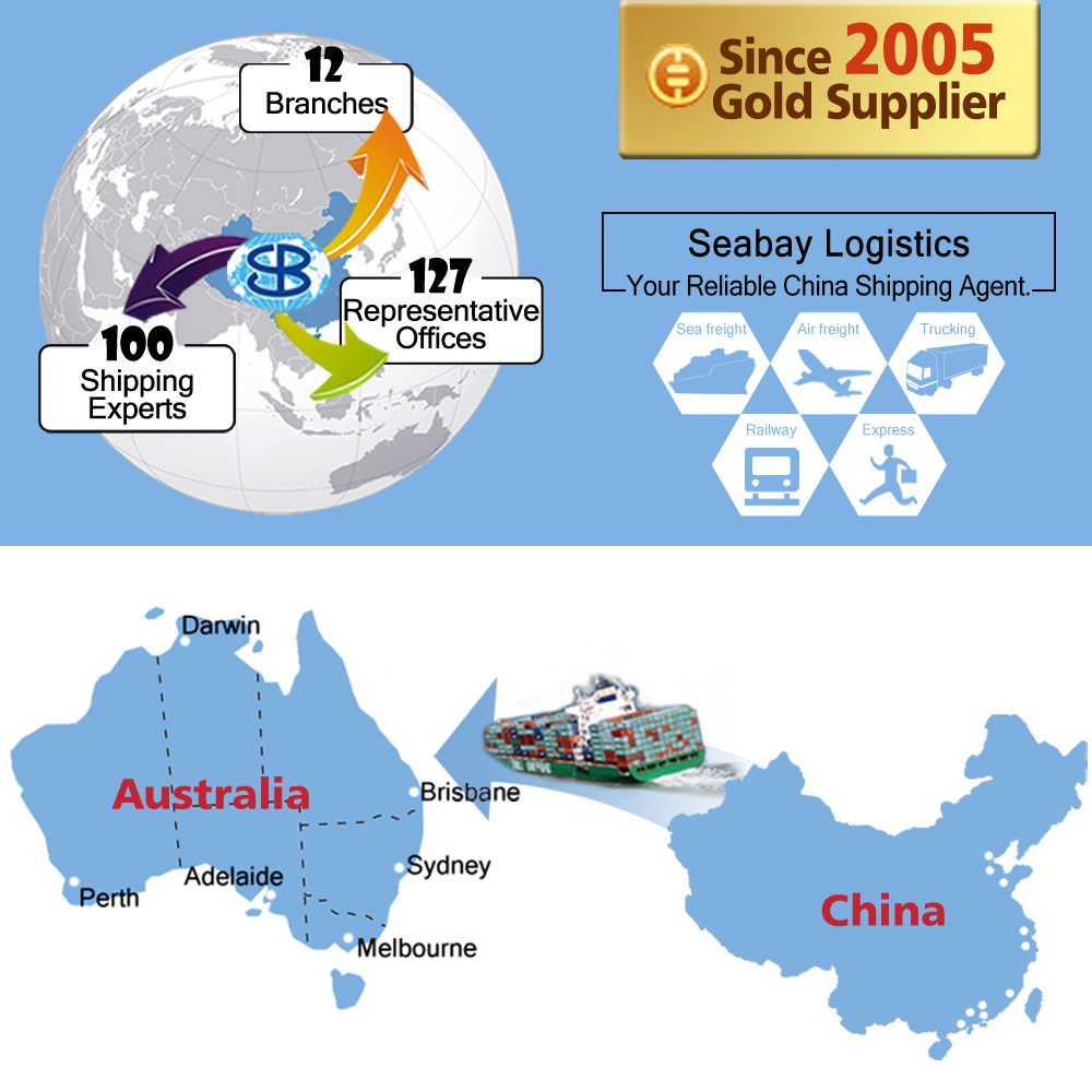 International Ocean Sea Shipping Freight Forwarder to Fremantle