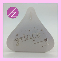 Happy Wedding Prince Laser Cut Candy Box Gift Box Wedding Decoration TH-152
