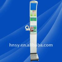 2011 Hot Sale attractive Electronic height&weight Machine
