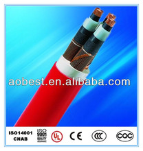 Top Quality rm type IEC BS ASTM GOST CSA Standard Copper Conductor armoured cable 20kv power cable
