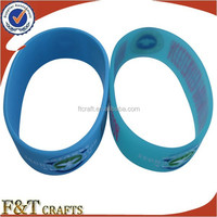 custom charity camouflage rainbow silicone wristband custom wristband cheap laser engraving