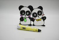 2017 hotsale 2TH MyriWell pen printing machine,printed pens,3d printer pen