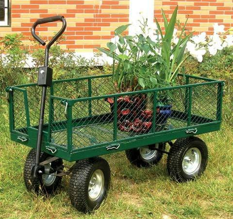 Farm garden cart garden tool buy garden cart crepe cart for Gardening tools jakarta