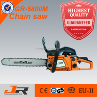 chainsaw chain CE gasoline chain saw 52cc/58cc for 4 stroke chain saw