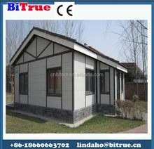 Light Steel Construction well designed Luxury prefabricated houses