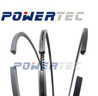 Advanced Piston Ring for 6CT Engine
