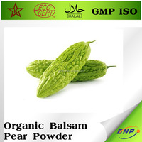 healthy food organic bitter melon extract powder