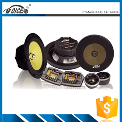 voice brand hi fi two frequency 4ohms car audio 6.5inch woofer speaker components VC-608A