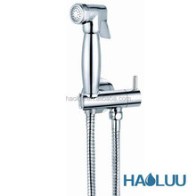 HL0602 chrome plating complete wc toilet shower