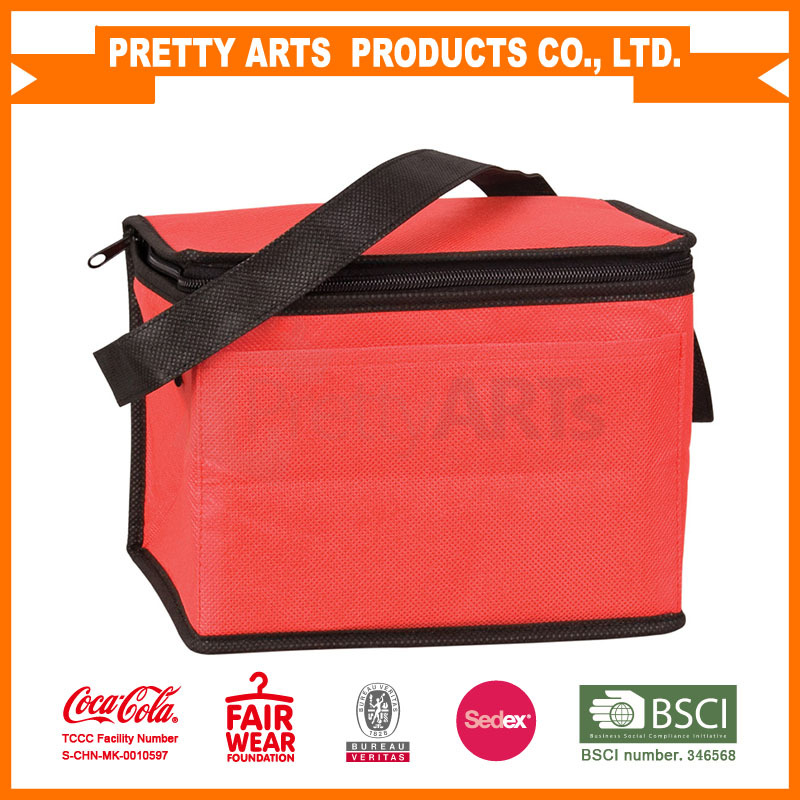 Promotion Non Woven insulated cooler bags