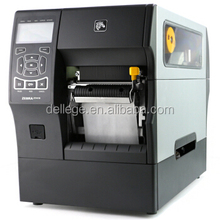 Best Selling ZT410 Industrial RFID Label Barcode Printer with RS-232 port/thermal or thermal transfer printing