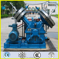 Best-Selling diaphragm mix gas compressor cng compressor oil free type with nice looking