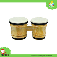 Rhythm Band Medium Bongo Drum, Percussion Instrument for Kids