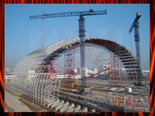China supplier steel building contractors