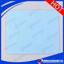 Super hot product microfiber blue cleaning cloths