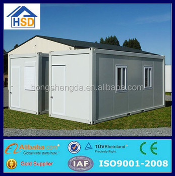 alibaba china prefab modular kit set homes shipping container storage
