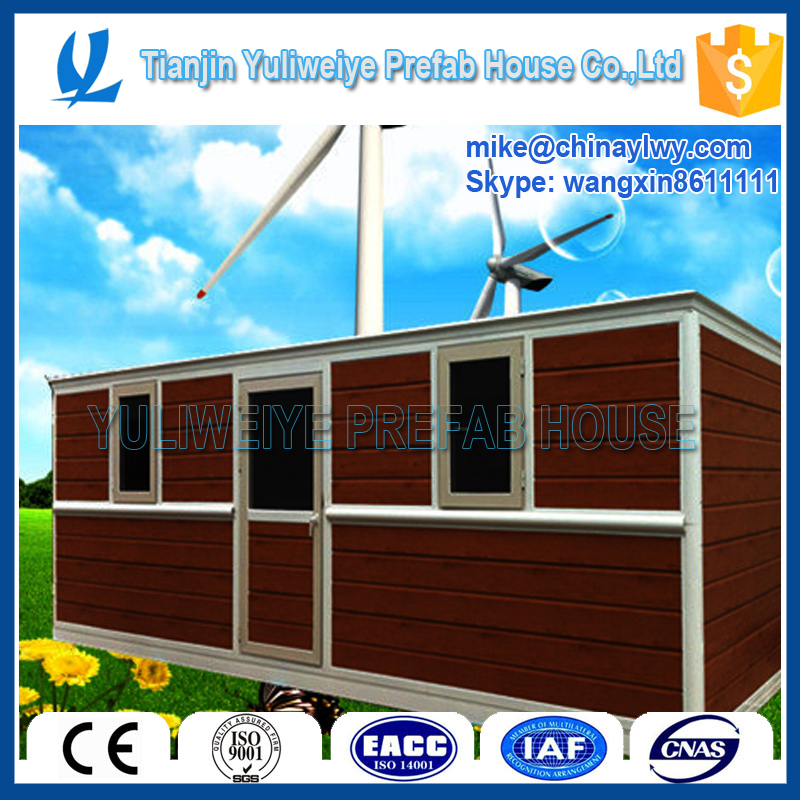 Smart advanced Prefab container house foldable for mineral industry