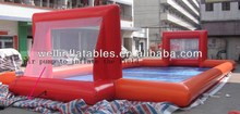 inflatable water football game for kids and adults / inflatable football yard
