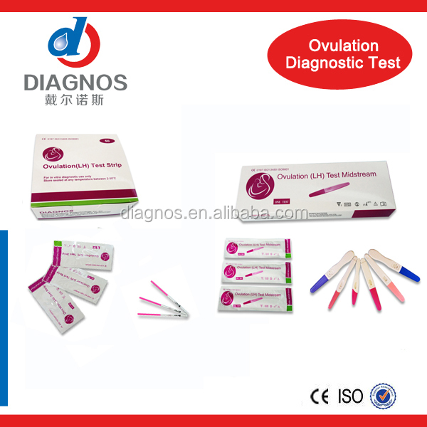 LH Ovulation Test Kits & Fertility Monitors