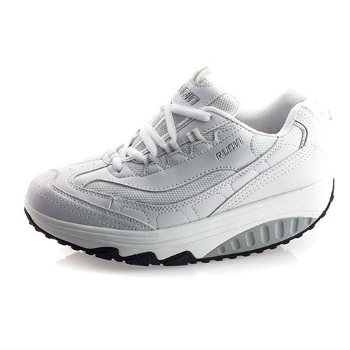 Women's Shape Up Shoes - White - 39