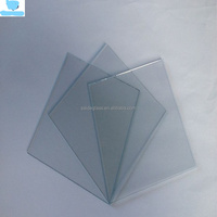 2mm 3mm 1.1mm ITO coating Conductive glass /Ultra Clear Solar Glass