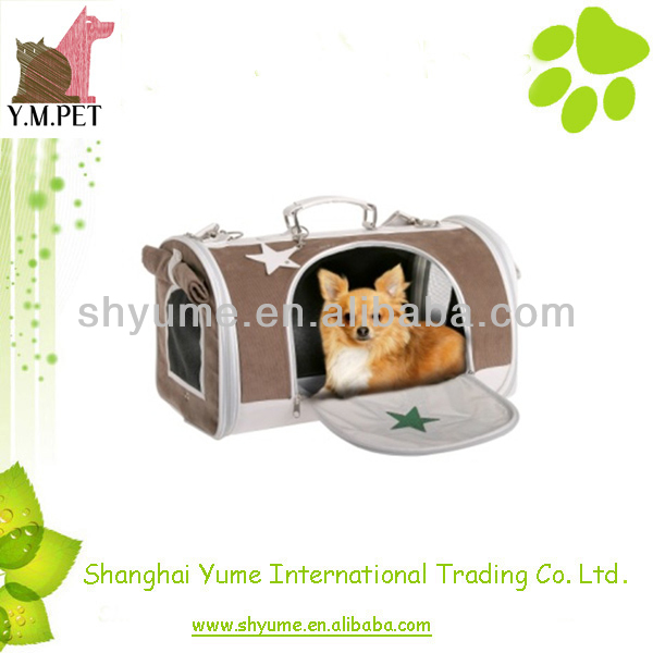 Dog Carrier Bag Fashion Star Outdoor Bag Design