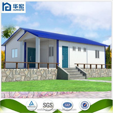2015 High quality sandwich panel saftey mobile caravan made in China