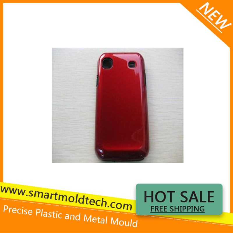 Plastic injection moulds for cell phone covers