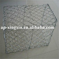 high quality galvanized hexagonal metal wire mesh gabion box