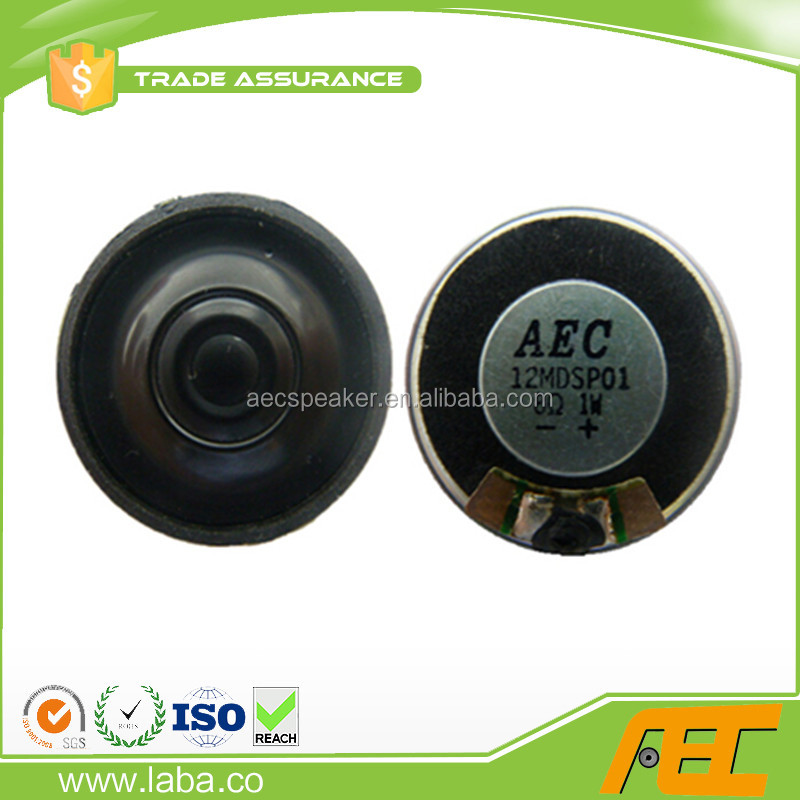 Small Round 1 Inch 28MM 8ohm Speakers Made in China