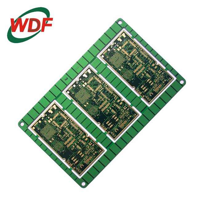 GPS electronic circuit pcb board productions