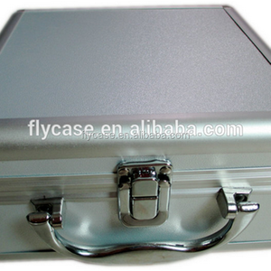 2013 new design aluminium stone case,quartz and marble sample show box