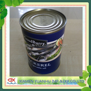 canned mackrel in brine