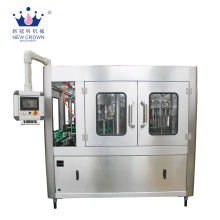 Automatic plastic bottle water bottling plant/water filling machine low price