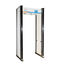 Door Usage Body Walk Through Scanner Metal Detector with Sound and light alarm
