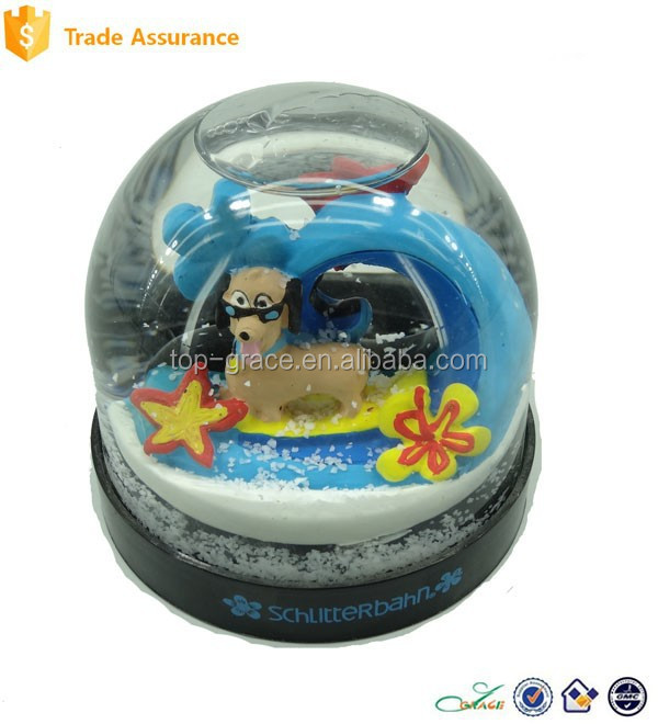 Good Quality Plastic Water Snow Globe Ball
