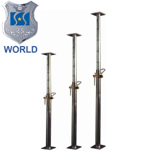 Wholesale painted adjustable steel jack prop for shoring