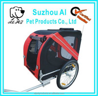Bicycle Bike Carrier Dog Cat Pet Trailer