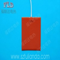 Customize flexible silicoen rubber heater
